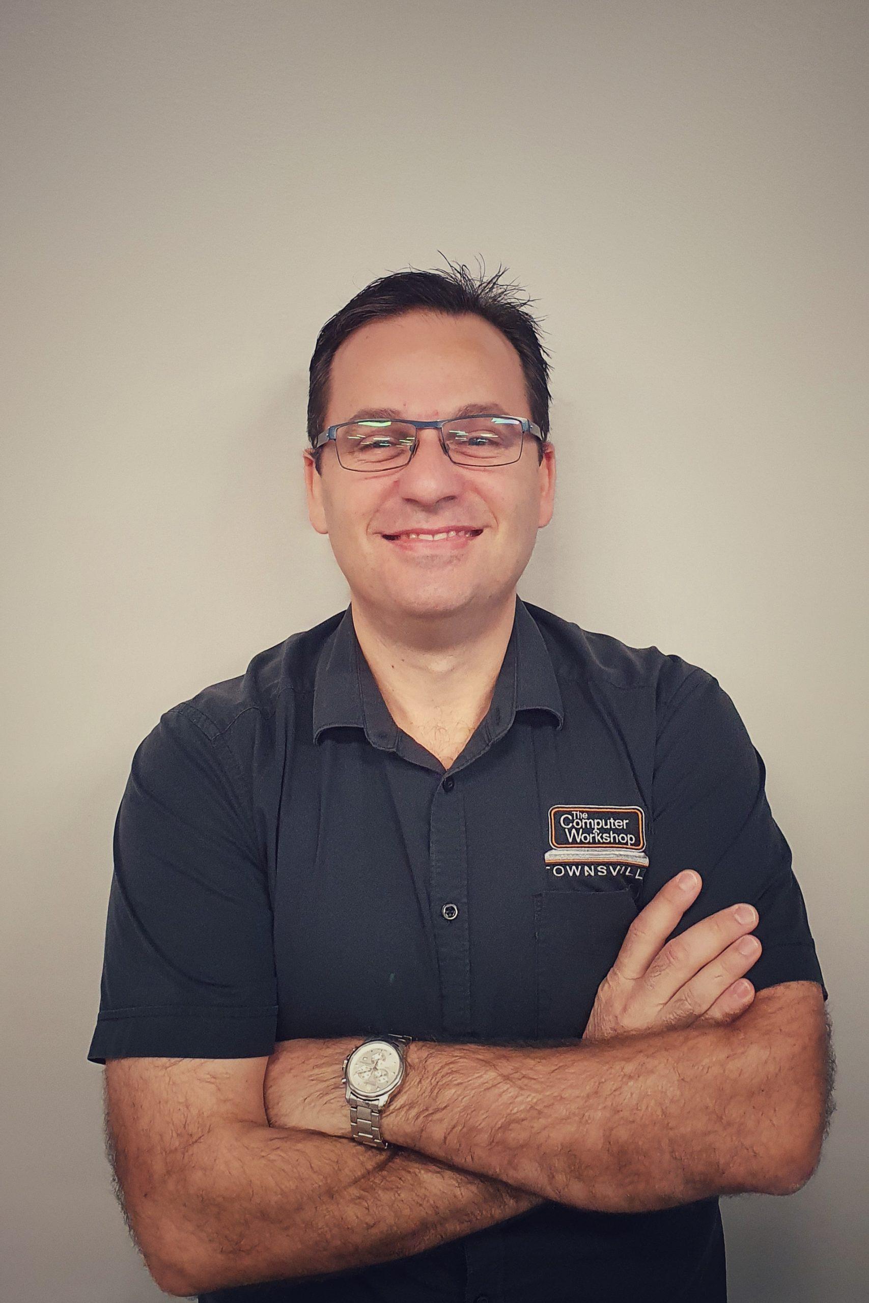 Chris Bugeja - Owner/Director of The Computer Workshop