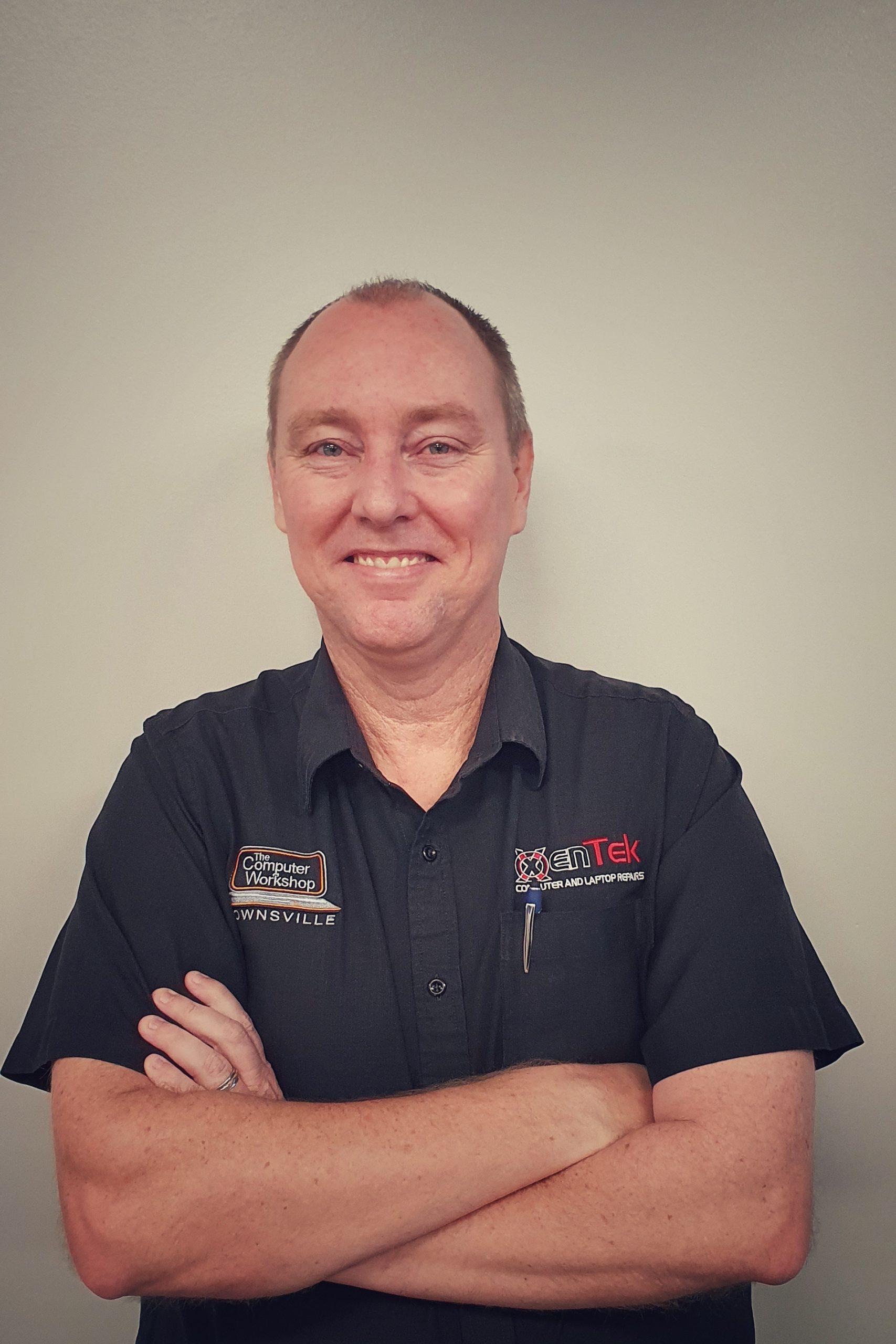 David Whiffin - Senior Systems Engineer