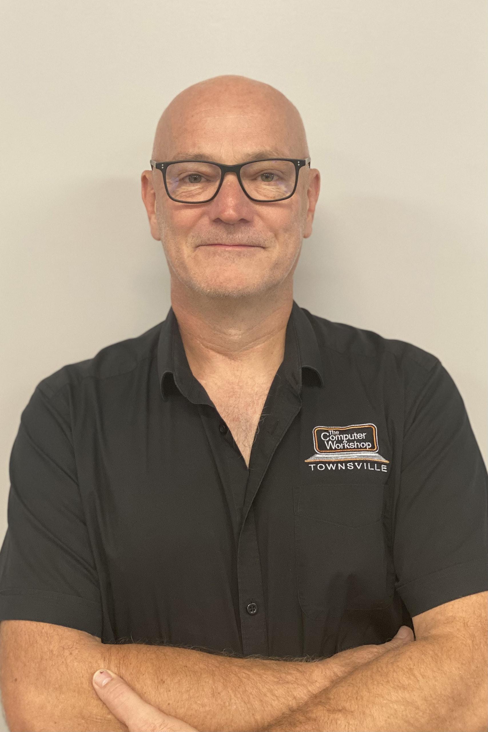 David Halberg - Senior Systems Engineer