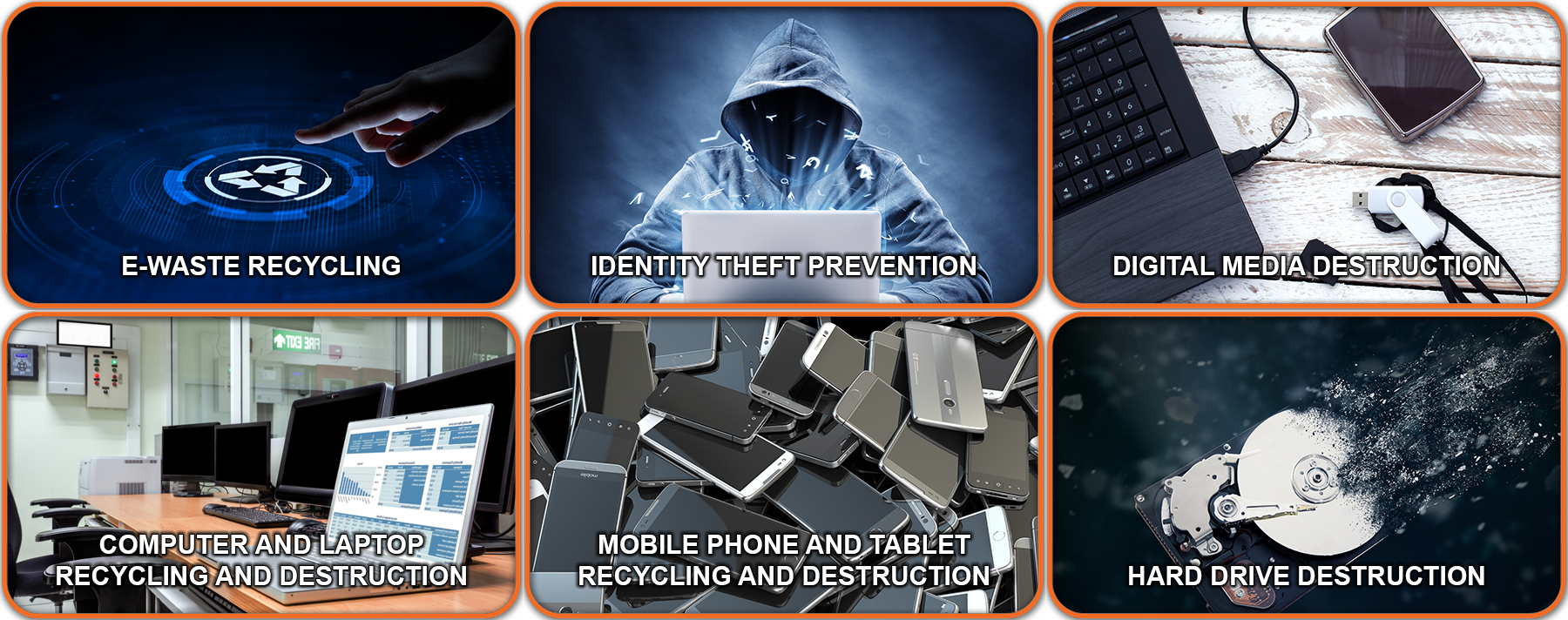 E-Waste Recycling Townsville